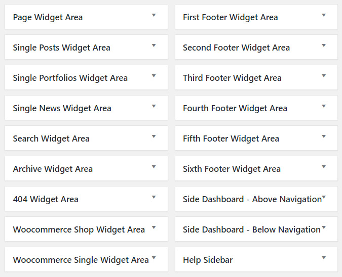 how to add widgets to wix